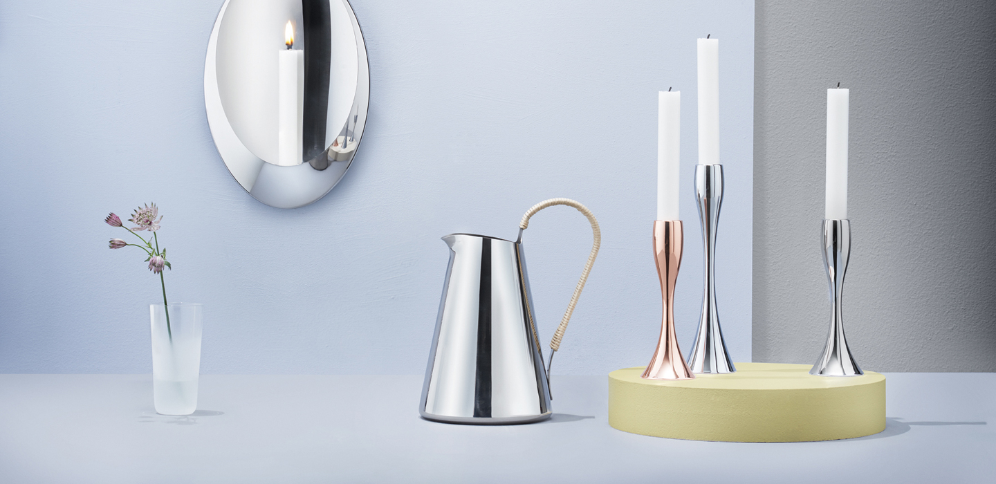 <h1>Aura Freja Reflection Collection By Stelton</h1>